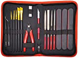 Hobby Tools 17 Pcs | Gundam Model Tool Kit - Adults
