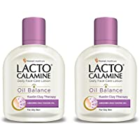 Lacto Calamine Skin Balance Oil Control 120 Ml. (Pack Of 2) By