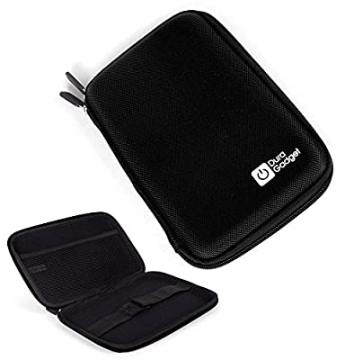 Strong Water Resistant Case For CnM TouchPad II, Viewsonic ViewPad 7x & ViewPad 7 / 7e, In Black