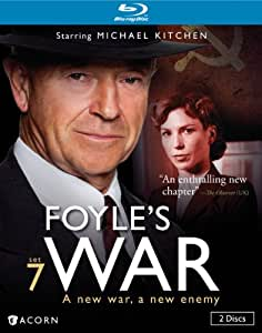 Foyle's War: Set Seven [Blu-ray]