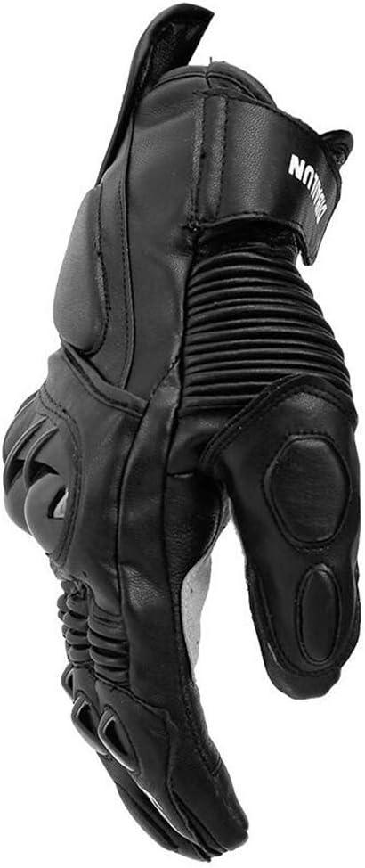 YOUANDMI Gants Moto,Cuir CE Homologu/é Hiver Imperm/éable Chaud Gant /à /Écran Tactile pour Hommes et Femmes Protection Articulaire Anti d/érapant/&Vent Gants pour Ski/&Escalade/&Chasse/&VTT/&Randonn/ée