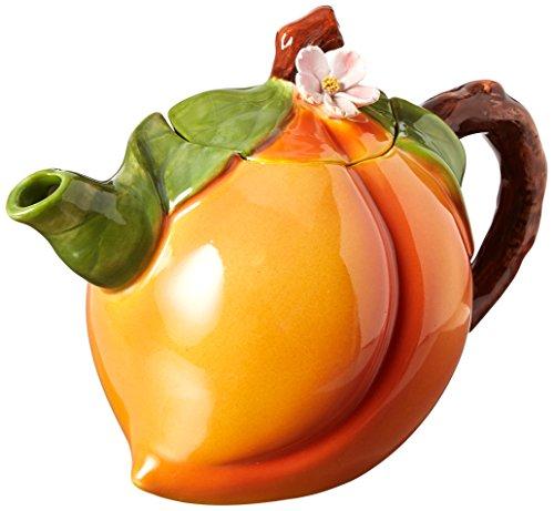fruit design teapot - 3