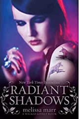 Radiant Shadows (Wicked Lovely) Paperback