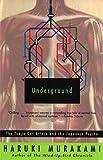 Underground, Haruki Murakami, 0375725806