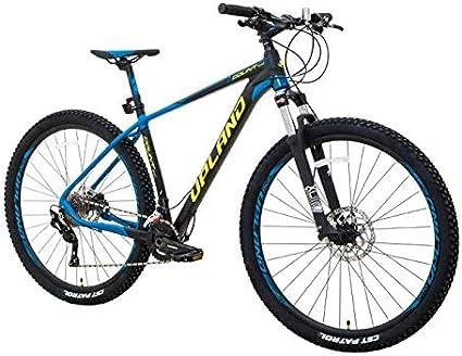 Bicicleta Upland Count 300 Aro 29 Susp. Dianteira 20 Marchas - Preto