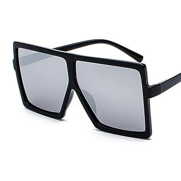 YSFU Gafas de sol Gafas De Sol Grandes para Mujer Gafas De ...