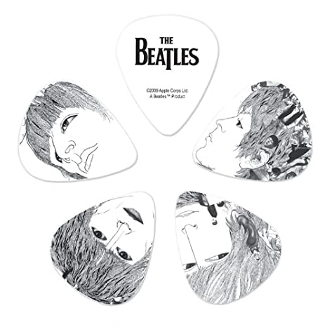 Planet Waves Beatles Guitar Picks, Revolver, 10 pack, Medium 1CWH4-10B1