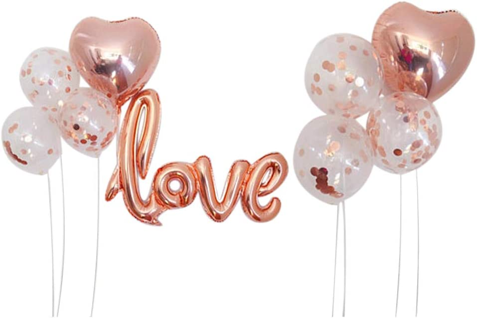 Wedding//Bridal shower Foil Balloon Bouquet Packs great for decoration//Gift