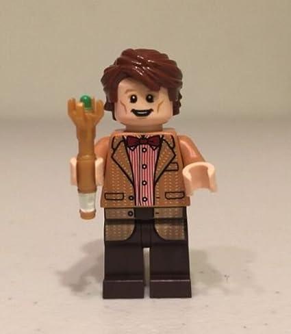 Amazon.com: LEGO Dr Who undécimo Doctor con destornillador ...