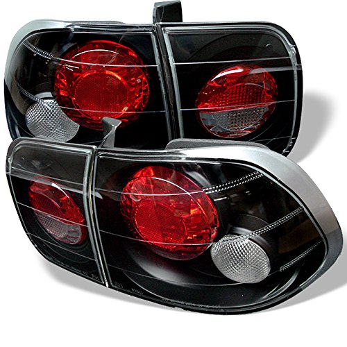 Jdm Black Led Altezza Tail Lights