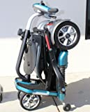 EV Rider Transport Folding Travel Electric Mobility Scooter Sealed...