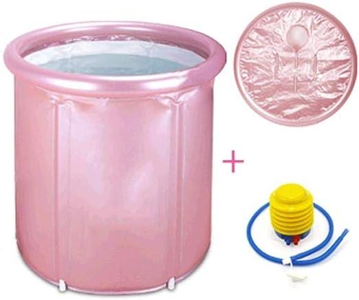 TQBT Piscina Hinchable BañEra Inflable Caja Individual para Sauna ...