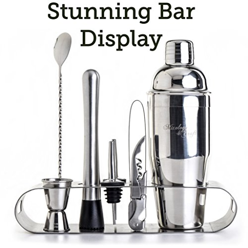 Buy martini shaker set