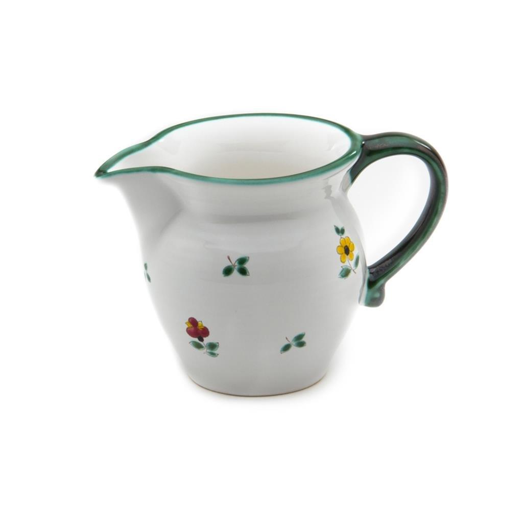 Gmundner Keramik Manufaktur 0321GMGL05 streublumen Milchgießer glatt, 0,3 L