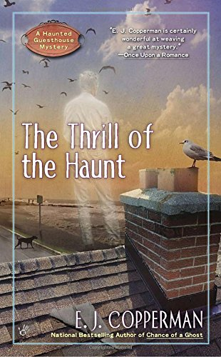 book cover of The Thrill of the Haunt