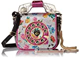 Betsey Johnson Women's Off the Hook Multi One Size