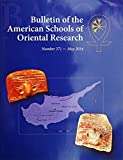 img - for Bulletin of the American Schools of Oriental Research : Number 371 May 2014 Cyprus book / textbook / text book