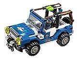LEGO Jurassic World Dilophosaurus Ambush 75916 Building Kit