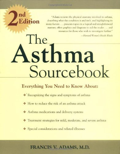 Asthma Source Book (The Asthma Sourcebook)