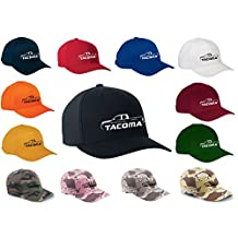 Toyota Tacoma Pickup Truck Classic Outline Design Hat Cap