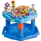 Evenflo ExerSaucer Activity Center, Mega Splash Interactive, age-appropriate toys