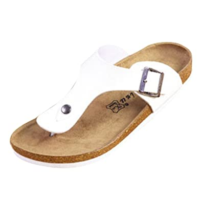 Corcho Baja Hombre Sandalias De Zapatos Baño Mujer Suela nwT7wOx
