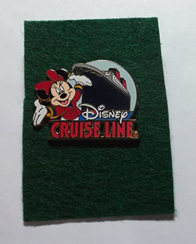 Disney Cruise Line Pin, Pin Trading Starter Kit, Minnie Mouse, 2005, Pin Pic # 46538 (Minnie Mouse Pics)