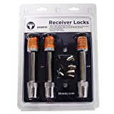 Blue Ox BX88101 two 1/2 locks and one 5/8 Lock Kit