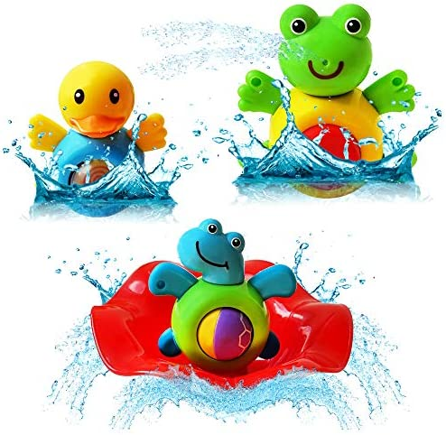 Baby Bath Toys Infants Toddlers product image