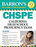 img - for Barron's CHSPE: California High School Proficiency Exam book / textbook / text book