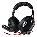 Cheap ARCTIC Racing Stereo Gaming Headset with High Fidelity Sound and Boom Microphone, compatible with PC, Laptop, Smartphones, Tablets, Xbox, Playstation and devices with 3.5 mm jack