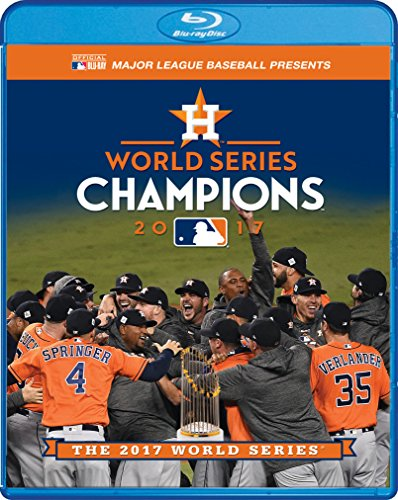 (Major League Baseball: 2017 World Series Film: Houston Astros vs. Los Angeles Dodgers [Blu-ray])