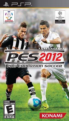 (Pro Evolution Soccer 2012 - Sony PSP)