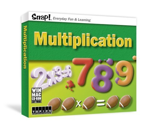 Multiplication Snap - Multiplication (Snap! Everyday Solutions) (2002-05-04)