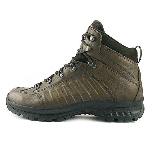 Hanwag Rotwand Bio - Zapatillas de trekking Hombre - marrón 2016 Marrón - marrón