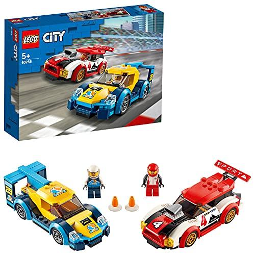 LEGO City Nitro Wheels Racing Cars 60256 Building Set