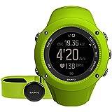 Suunto SS021257000 Ambit3 Run Montre avec GPS, Ceinture