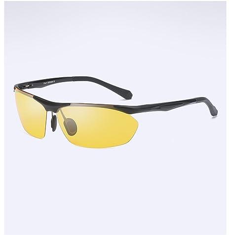 5e300f29078 Amazon.com  Z HA Men s Driving Night Vision Glasses