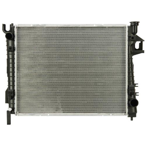 02 dodge ram radiator - 4