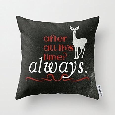 ruishandianqi Fundas para Almohada Velvet Pillow Cover Case ...