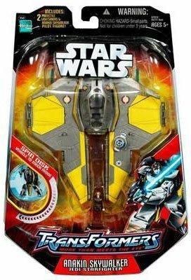 Hasbro Star Wars Anakin Skywalker Transformer