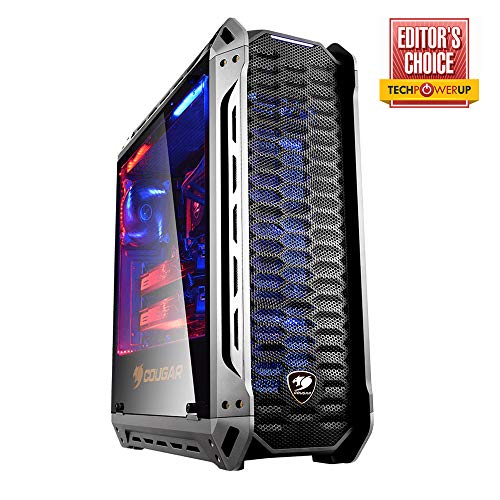 Cougar CONQUER ATX Gaming Case - / Mini ITX / Micro ATX PC Case