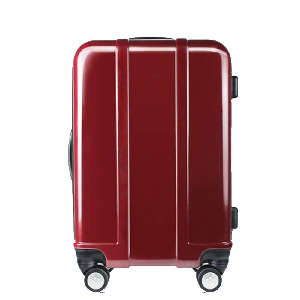 荷物、abs + pcトラベルバッグ、ファッショントレンドスーツケース、ビジネスボーディング、ユニバーサルホイールトロリー、   B07RFGNNJF