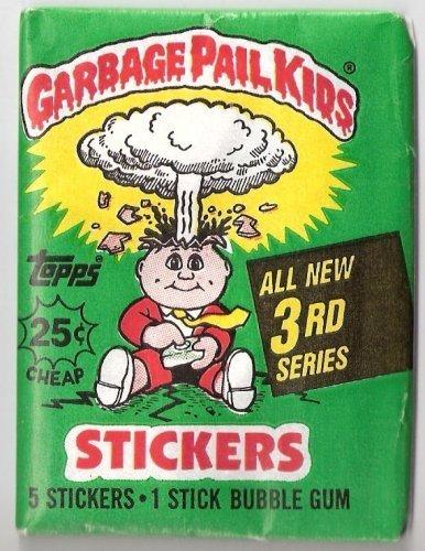 Garbage Pail Kids 1986 Series 3 Unopened Pack ()
