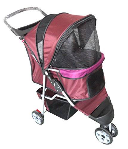 Dog Prams Strollers - 9