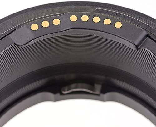Pixco GE-1 AF Confirm Lens Mount Adapter Leica M VISO Lens to Canon EOS Camera