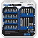 Kobalt 46-Pc. Screwdriver Bit Set