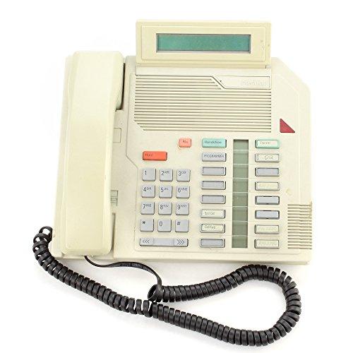 Nortel NT4X42KA M5316 Grey Norstar 24 Line Speaker Handset Business Phone -