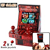 Piixy Kids Mini Classic Arcade Game, Cabinet Machine with 183 Handheld Video Games 2.8''Joystick and Buttons for Summer Camping Outdoor Boys Children Gifts Portable Gaming Electronic Novelty Travel