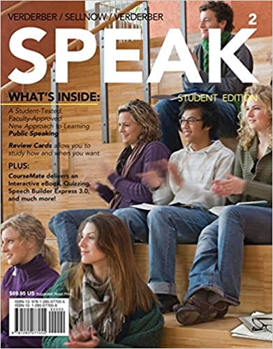 Image for SPEAK (with CourseMate with InfoTrac, 1 term (6 months) Printed Access Card) (New, Engaging Titles from 4LTR Press)